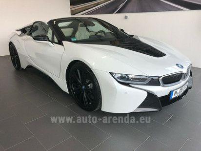 Buy BMW i8 Roadster First Edition 1 of 100 in Switzerland