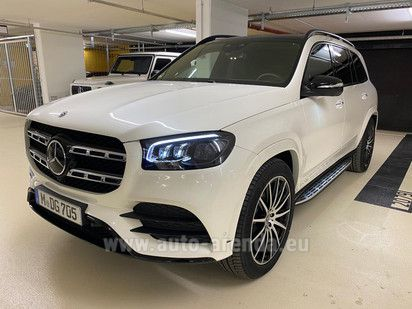 Купить Mercedes-Benz GLS 580 4MATIC 4.0L V8 в Швейцарии