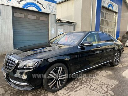 Купить Mercedes-Benz S-Class S 400 d Long 4Matic в Швейцарии