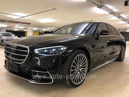 Купить Mercedes-Benz S 500 Long 4Matic AMG-LINE в Швейцарии