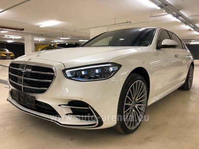Купить Mercedes-Benz S 500 Long 4Matic в Швейцарии
