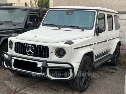 Buy Mercedes-AMG G 63 Edition 1 2019 in Switzerland, picture 1
