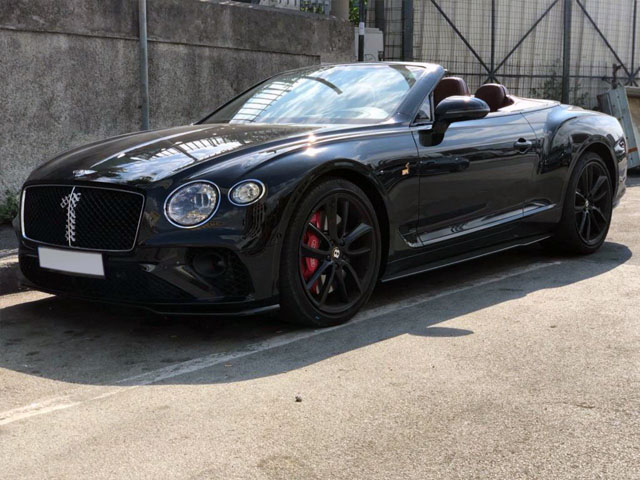 Cabriolet rental in Switzerland