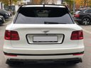 Rent-a-car Bentley Bentayga 6.0 litre twin turbo TSI W12 with its delivery to Zurich airport, photo 4