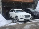 Rent-a-car Bentley Bentayga 6.0 litre twin turbo TSI W12 in Lausanne, photo 14