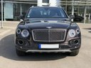 Rent-a-car Bentley Bentayga 6.0 Black in Bern, photo 4