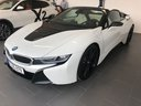 Rent-a-car BMW i8 Roadster Cabrio First Edition 1 of 200 eDrive in Bienne, photo 1