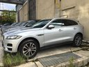 Rent-a-car Jaguar F-Pace in Biel, photo 2