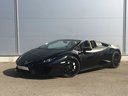 Rent-a-car Lamborghini Huracan Spyder LP 580 in Geneva, photo 1