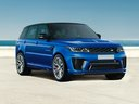 Rent-a-car Land Rover Range Rover Sport SVR V8 in Biel, photo 1