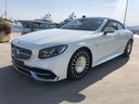 Rent-a-car Maybach S 650 Cabriolet, 1 of 300 Limited Edition in Zurich, photo 5