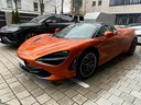 Rent-a-car McLaren 720S in Winterthur, photo 2