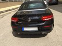 Rent-a-car Mercedes-Benz C 180 Cabrio AMG Equipment Black in Winterthur, photo 7