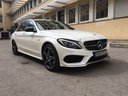 Rent-a-car Mercedes-Benz C-Class C43 AMG Biturbo 4MATIC White in Bern, photo 5