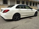 Rent-a-car Mercedes-Benz C-Class C43 AMG Biturbo 4MATIC White in Bern, photo 4