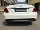 Rent-a-car Mercedes-Benz C-Class C43 AMG Biturbo 4MATIC White in Bern, photo 6