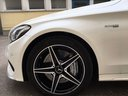 Rent-a-car Mercedes-Benz C-Class C43 AMG Biturbo 4MATIC White in Bern, photo 11