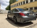 Rent-a-car Mercedes-Benz C-Class C43 AMG BITURBO 4Matic in Zurich, photo 2