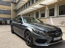 Rent-a-car Mercedes-Benz C-Class C43 AMG BITURBO 4Matic in Zurich, photo 1