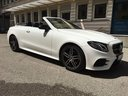 Rent-a-car Mercedes-Benz E-Class E 200 Cabrio equipment AMG in Zurich, photo 1