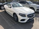 Rent-a-car Mercedes-Benz E-Class E 300 Cabriolet equipment AMG in Zurich, photo 2
