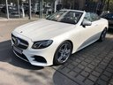 Rent-a-car Mercedes-Benz E-Class E 300 Cabriolet equipment AMG in Zurich, photo 1