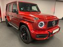 Rent-a-car Mercedes-Benz G 63 AMG biturbo in Switzerland, photo 1