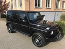 Rent-a-car Mercedes-Benz G-Class G500 2019 Exclusive Edition in Bienne, photo 10
