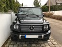 Rent-a-car Mercedes-Benz G-Class G500 2019 Exclusive Edition in Bienne, photo 12