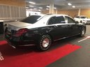 Rent-a-car Maybach S 560 4MATIC AMG equipment Metallic and Black in Bern, photo 4