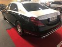 Rent-a-car Maybach S 560 4MATIC AMG equipment Metallic and Black in Bern, photo 5