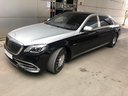 Rent-a-car Maybach S 560 4MATIC AMG equipment Metallic and Black in Bern, photo 3