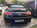 Rent-a-car Mercedes-Benz S 63 AMG Cabriolet V8 BITURBO 4MATIC+ in Winterthur, photo 6