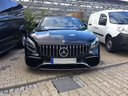 Rent-a-car Mercedes-Benz S 63 AMG Cabriolet V8 BITURBO 4MATIC+ in Winterthur, photo 8