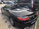 Rent-a-car Mercedes-Benz S 63 AMG Cabriolet V8 BITURBO 4MATIC+ in Winterthur, photo 2