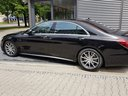 Rent-a-car Mercedes-Benz S 63 AMG Long with its delivery to Geneva airport, photo 3