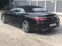 Rent-a-car Mercedes-Benz S-Class S 560 Cabriolet 4Matic AMG equipment in Zurich, photo 14