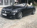 Rent-a-car Mercedes-Benz S-Class S 560 Cabriolet 4Matic AMG equipment in Zurich, photo 1