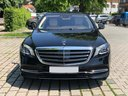 Rent-a-car Mercedes-Benz S-Class S400 Long 4Matic Diesel AMG equipment in Bern, photo 4