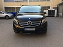 Rent-a-car Mercedes-Benz V-Class V 250 Diesel Long (8 seats) in Geneva, photo 9