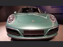 Rent-a-car Porsche 911 991 4S Racinggreen Individual Sport Chrono in Biel, photo 4
