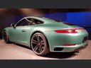 Rent-a-car Porsche 911 991 4S Racinggreen Individual Sport Chrono in Biel, photo 3