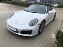 Rent-a-car Porsche 911 Carrera 4S Cabrio in Switzerland, photo 6