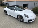 Rent-a-car Porsche 911 Carrera 4S Cabrio in Switzerland, photo 7