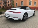 Rent-a-car Porsche 911 Carrera 4S Cabrio in Switzerland, photo 5