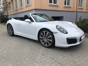 Rent-a-car Porsche 911 Carrera 4S Cabrio in Switzerland, photo 9