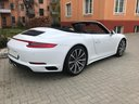 Rent-a-car Porsche 911 Carrera 4S Cabrio in Switzerland, photo 11