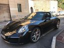 Rent-a-car Porsche 911 Targa 4S in Geneva, photo 1