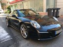 Rent-a-car Porsche 911 Targa 4S in Geneva, photo 2