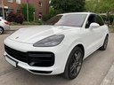 Rent-a-car Porsche Cayenne Turbo V8 550 hp in Bienne, photo 1